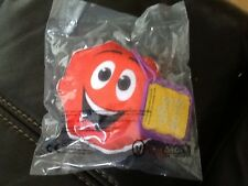 McDonald's THE EMOJI MOVIE Happy meal toy STOP SIGN  New Sealed . 2017 . RARE