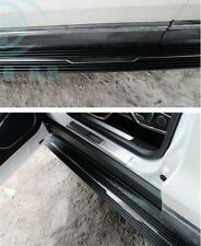 For Lincoln MKC 2015 2016 new style aluminium running board side step Nerf bar