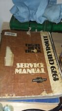 Original 1979 Chevrolet ~ Unit Repair Manual Overhaul ~ Cars Light Duty Trucks