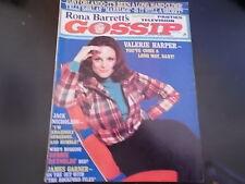 Valerie Harper, Leslie Caron - Rona Barrett's Gossip Magazine 1975