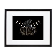 1 Black Panther Birthday Party Favors Personalized 8x11 inch Wall Print