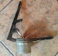 "Antique Universal Potato Masher/Ricer, 10"" long handle, Stamped Universal, Xcond"