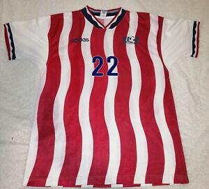 USA Adidas Home Shirt 1994 Alexi Lalas