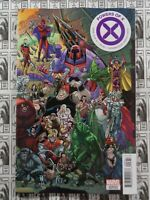 Powers of X (2019) Marvel - #6, Javi Garron Variant, Hickman/Silva, VF