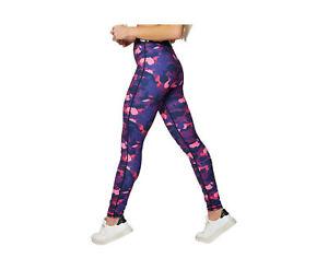PSD Purple Camo Purple/Pink Women's Leggings 121409002