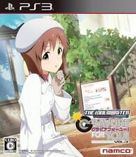 PS3 Idol Master anime & G4U! Pack VOL.3 Free Shipping