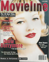 DREW BARRYMORE Christina Ricci interview MIMI ROGERS 1998 Movieline magazine