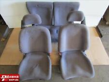 JDM 92-95 Honda Civic Hatchback EG6 EG OEM Front Rear Left Right Cloth Seats