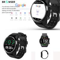 4G Smartwatch Android 6.0 Armband 16GB Quad core SIM 4G WIFI GPS IP67 Call Phone