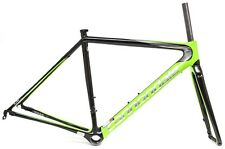 2017 Cannondale SuperSix EVO Carbon Disc 700c Road Bike Frame Set 50cm Di2