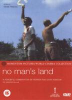 No Man's Land DVD (2003) Branco Djuric, Tanovic (DIR) cert 15 ***NEW***