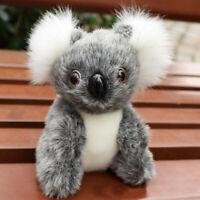 Cute Stuffed Simulation Koala Zoo Animal Plush Koala Toy Children Gift Doll 17cm