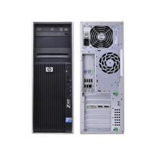 HP Z400 PC Intel Xeon W3520 2.66GHz /12GB RAM 500GB HDD