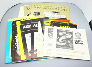 Lot of Atari 400/800 Manuals and Inserts - Fast Shipping in US!