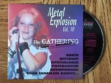 Metal Explosion 10 (CD Compilation) The Gathering Live...Exclusif