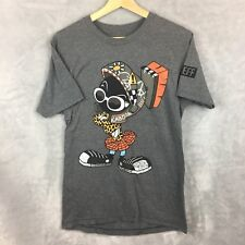 NEFF x Looney Tunes Marvin Martian Shirt 90s Throwback Graphic Shirt Size Small