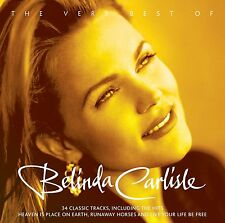 BELINDA CARLISLE - THE VERY BEST OF: 2CD ALBUM SET (May 25th 2015)