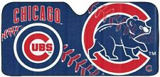 NEW Team Promark MLB Chicago Cubs Car Truck Folding Sunshade 2-4 Day Delivery