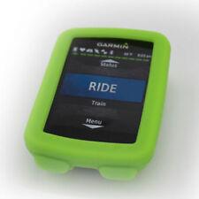 Garmin Edge 520 PIEL DE GEL SILICONA VARIOS COLORES & Protector pantalla gratis