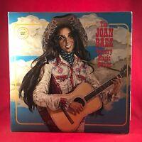 The Joan Baez Country Music Album 1979 UK Double vinyl LP EXCELLENT CONDITION