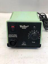 Weller Soldering Station Wes50