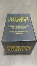 OPPOSITION PARTY - Complete Chaos Collection 30th Anniversary Boxset (with gift)