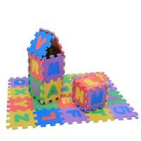 Baby Puzzle Mats Numbers Letters Carpet Kids Playing Crawling Pad Toys Floor