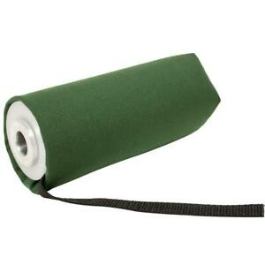 Bisley Green Canvas Dummy with Streamer for Dummy Launcher  Training Dummies