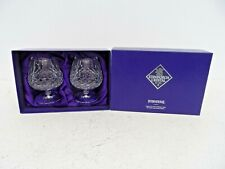 Edinburgh Crystal Brandy Glasses Set  C22