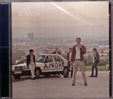 CD (NEU!) . WANDA -  Amore (Bologna Easy baby mkmbh