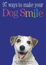 97 WAYS TO MAKE A DOG SMILE By Jenny Langbehn (2003) - Softcover / FREE SHIPPING