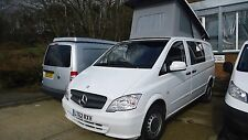 Mercedes Vito MK1, MK2, 2004 - 2017 SWB Front Elevating Roof (PopTopRoofs)