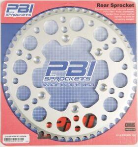 PBI REAR ALUMINUM SPROCKET 56T Fits: Honda 3155-56-3