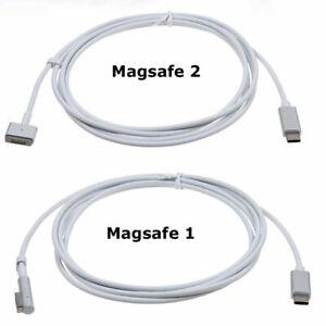 USB C Typ C zu Magsafe1/2 Kabel Ladegerät Kompatibel Für Apple MacBook Pro/Air