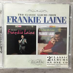 FRANKIE LAINE: Torchin' / You Are My Love (UK CD Columbia 494623 2 / neu)