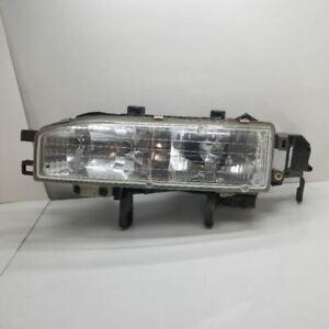 Driver Left Headlight Fits 90-91 ACCORD 1939