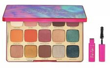 NEW 2019 TARTE Unleashed Eyeshadow Palette&Travel Size Big Ego Mascara~BNIB~