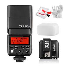 Godxo TT350S Camera Flash +X1T-S Transmitter kit fr Sony A7 A7R A7II A6000 A6500