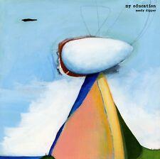 Rare - MY EDUCATION - Moody Dipper - US EDITION CD ALBUM - Post Rock