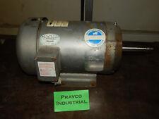 Baldor JMM3613T Motor 5HP 3450RPM 60Hz208-230/460Volt 13.2-12/6Amp