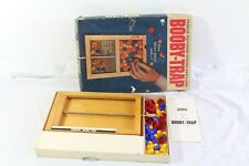 Booby Trap Vintage Board Game Parker Brothers Working 1965
