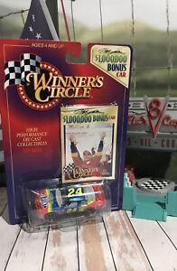 Car 1:64 Diecast WC NASCAR Jeff Gordon 1997 1,000,000 Date Chevy Monte Carlo