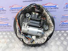 BMW X5 530d suspension pneumatique compresseur alimentation dispositif Pompe