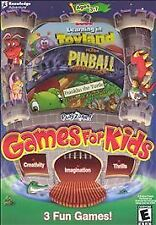 PlayZone Games for Kids (PC, 2002) BRAND NEW IN BOX