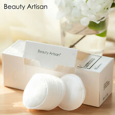 Makeup Sponge Cleaning Tools 60pcs Pure Cotton Puff Pads Face Facial Cosmetic