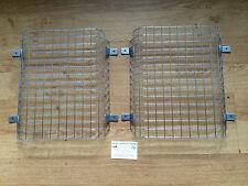 Bearmach LAND ROVER SERIE ZINCATO ANTERIORE PROIETTORE griglie x 2 345985 br1634