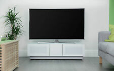 Alphason Design First Element Modular High Gloss TV Stand EMTMOD1250-WHI