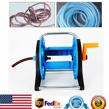 New ListingGarden Water Pipe Hose Reel Cart Outdoor Plant Holder Storage Organizer Portable