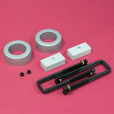 """Silver Leveling Lift Kit Front 3"""" Rear 1.5"""" GMC Chevy 88-98 2WD C1500 C2500"""