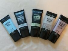 Maybelline Master Prime By Facestudio Primer ~ Choose From 6 Primers